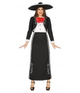 Disfraz de Mariachi Mujer