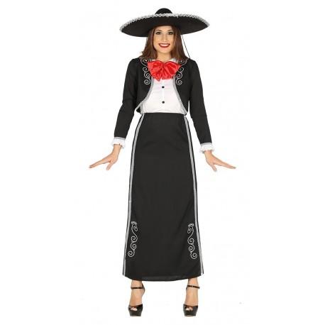 121856047 Comprar Disfraz de Mariachi Mujer por solo 22.00€ – Tienda de disfraces  online