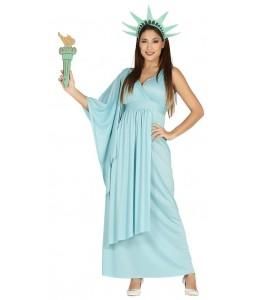 Disfraz de Estatua Libertad