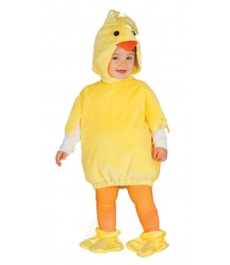 Disfraz de Pollito Amarillo Baby