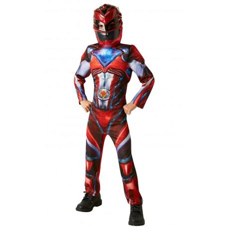 79310dc16 Comprar Disfraz de Red Ranger Movie Infantil por solo 39.00€ – Tienda de  disfraces online
