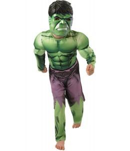 Disfraz de Hulk Deluxe