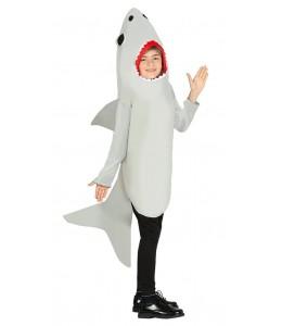 Disfraz de Tiburon Infantil