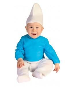 Disfraz de Pitufo Bebe