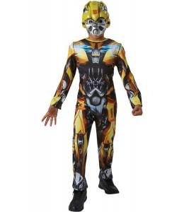 Disfraz de Bumblee Bee TF5 Classic Infantil