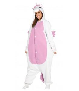 Disfraz de Unicornio Pijama Rosa