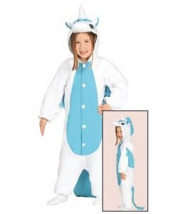 Disfraz de Unicornio Pijama Infantil