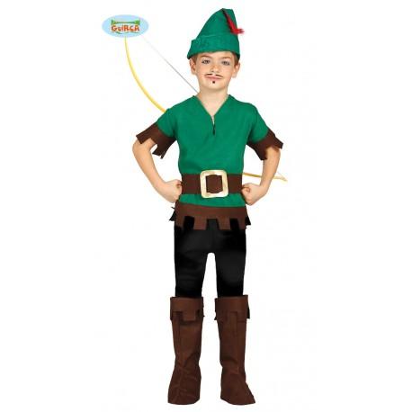 Disfraz de Ladron del Bosque Infantil
