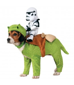 Disfraz de Dewback para Mascota