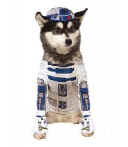 Disfraz de R2-D2 para Mascota