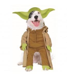 Disfraz de Yoda Para mascota