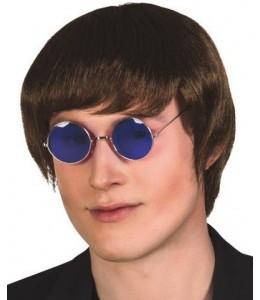Gafas Hippie Pequeñas Azules