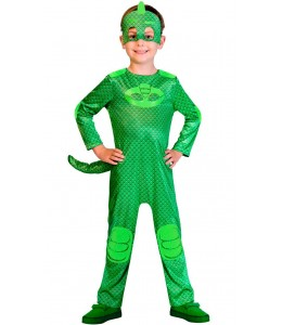 Disfraz de Gekko PJ masks Infantil