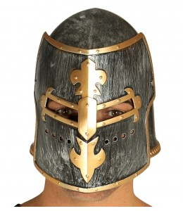 Casco Yelmo Medieval