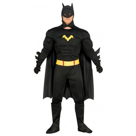 Disfraz de Bat Boy Heroe Musculoso