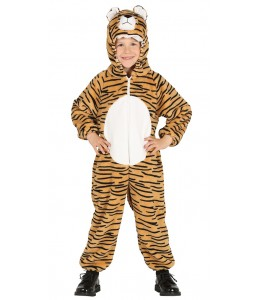 Tiger costume Peluche Bambino