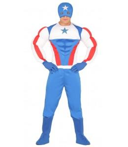 Disfraz de Capitan Star