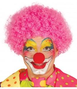 Wig Curls Pink
