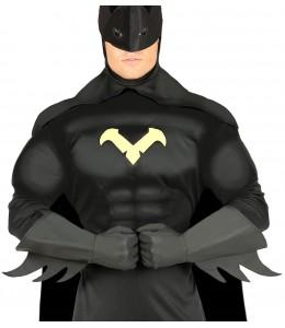 Gantes Super Heroe Negros