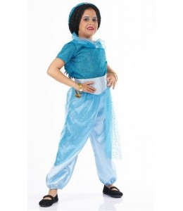 Costume Enfant Jasmin