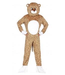 Disfraz de Leopardo Mascota