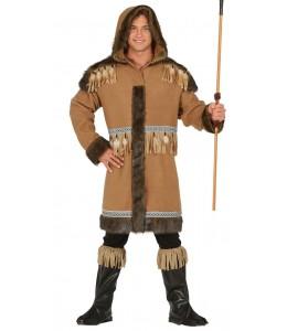 Disfraz de Esquimal Marron