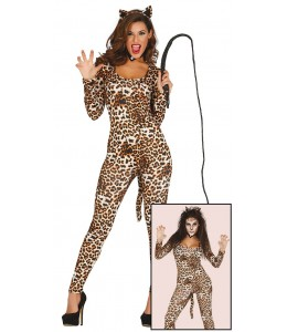 Disfraz de Buzo Leoparda