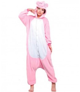 Disfraz de Cerdo Peluche