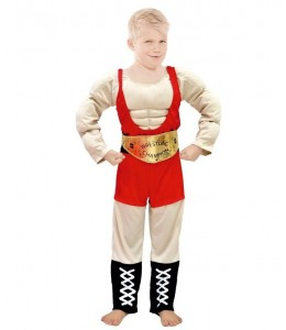 Costume Forzudo Bambino