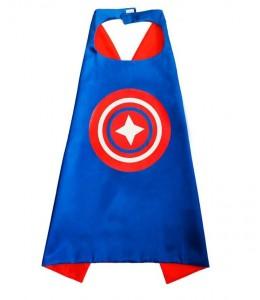 Capa Superheroe America