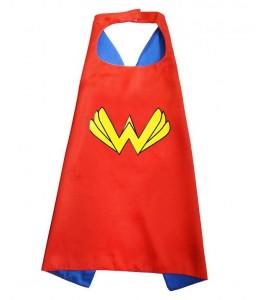 Capa Superheroe Wonder