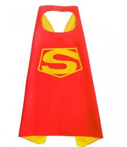 Capa Superheroe Super