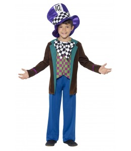 Disfraz de Sombrerero Infantil