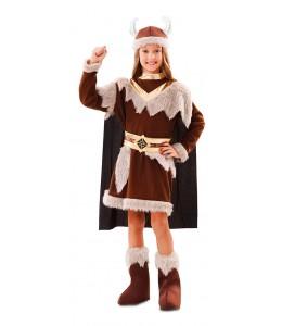Costume De Viking Enfant