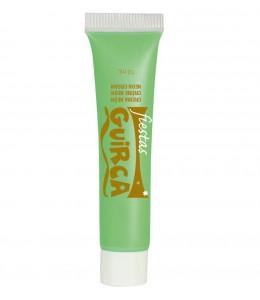 Maquillaje Neon en Crema Verde