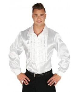 Camisa disco blanca