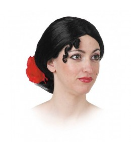 Wig Andalusian