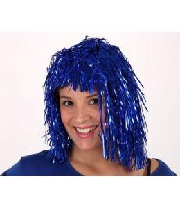 Peluca Fashion Azul