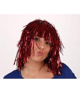 Peluca fashion Roja