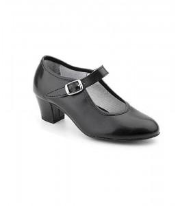 Zapatos Tacon Negros