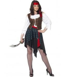 Costume Piratesa Luxe
