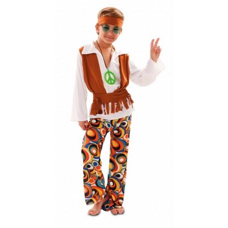 Disfraz de Hippie Chico Infantil