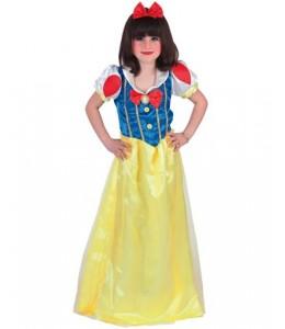 Costume of snow White