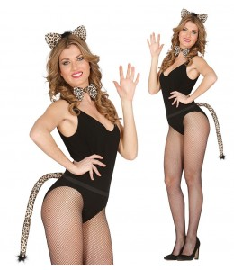 Set de Leopardo