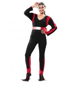 Disfraz de Submarinista Mujer