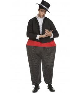 Kostüm Cordobes Mollig