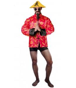 Disfraz de Chino Cudeiro