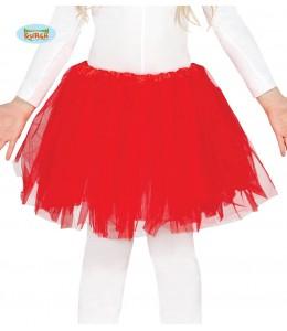 Tutu Rojo 30cm