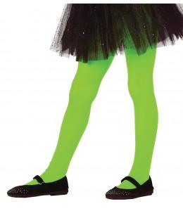 Panty Verde Infantil