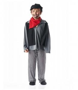 Costume of chimney sweep Children